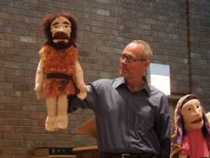 puppets for Sunday School